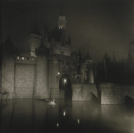 A Castle In Disneyland Cal.-1962
