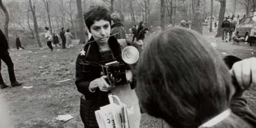 Diane Arbus - A photo of the artist at work in New York City - Image via americansuburbxcom In 1971, the view on women was put in contact with a site museum