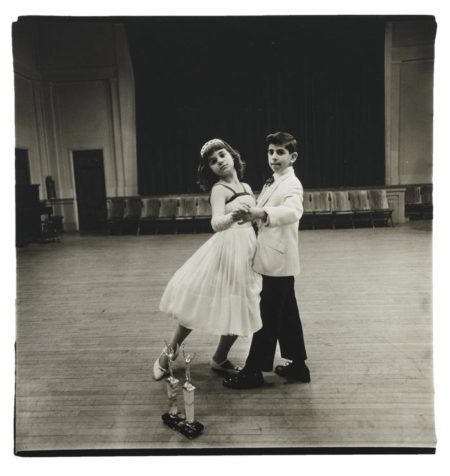 Diane Arbus-National Junior Interstate Dance Champions Of 1963 Yonkers N. Y.-1963