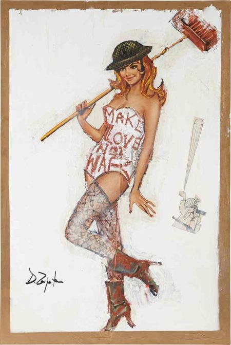 Domingo Zapata-Make Love Not War-2011