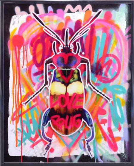 Dominic Vonbern-Even The Ugliest Bug Needs To Be Loved-2015