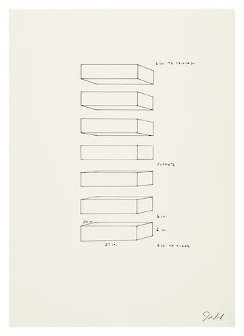 Donald Judd-Untitled-1969