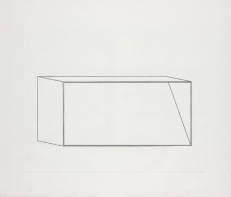 Untitled: one plate-1978