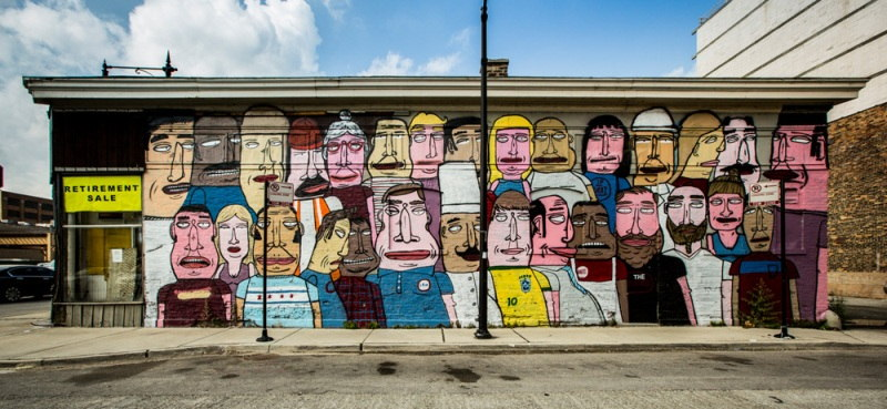 Dont Fret - The People In Your Neighborhood, Chicago,IL, 2014