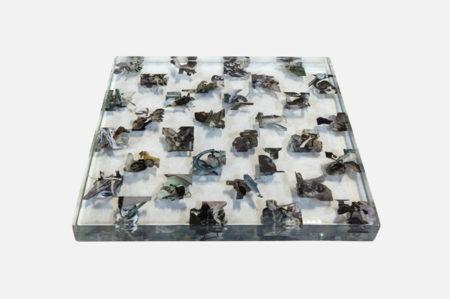 Dustin Yellin-Chessboard-2015