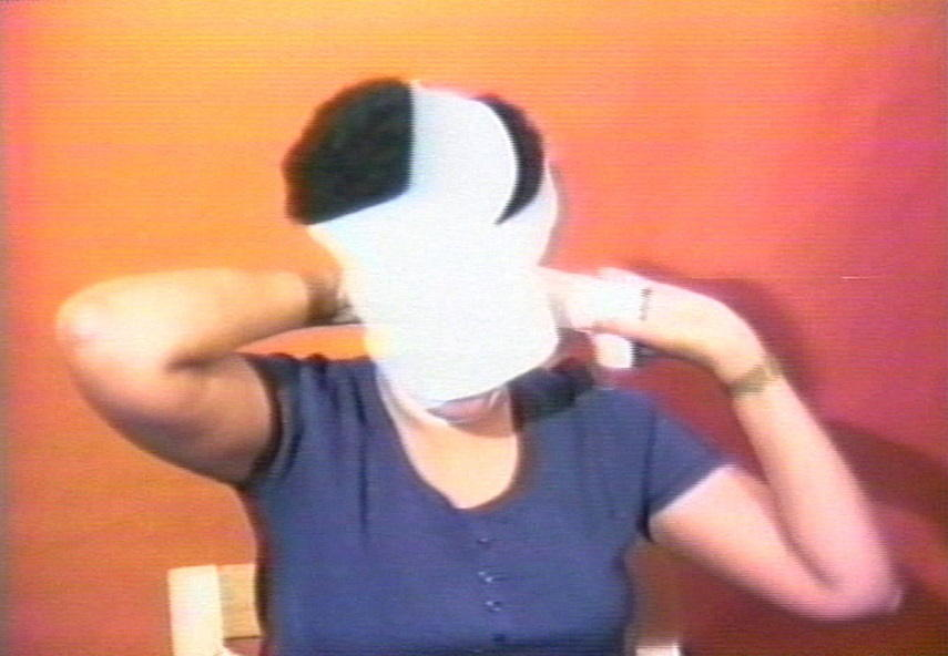 Howardena Pindell - Still from Free, White and 21, 1980