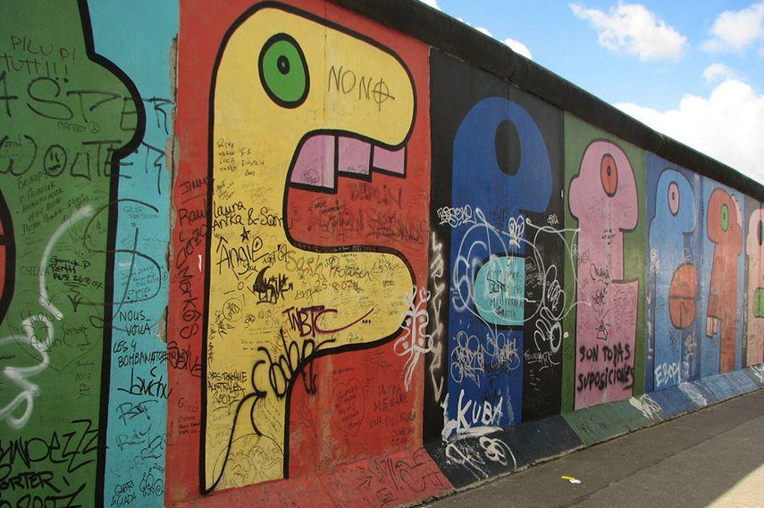 Berlin Wall Fence