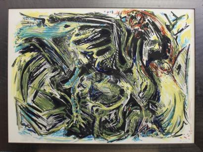 Edouard Pignon-Composition-
