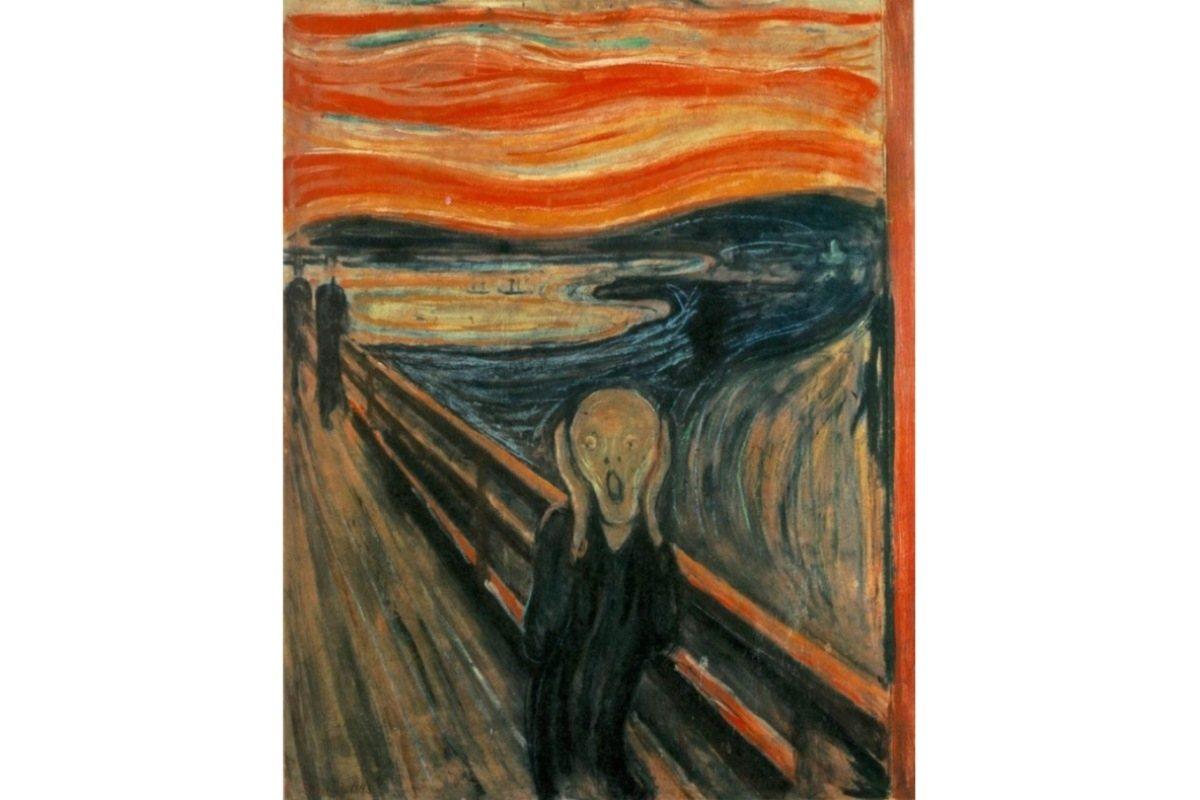 Edvard Munch – The Scream | WideWalls