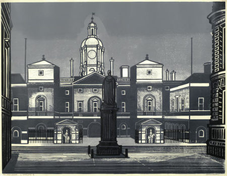 Edward Bawden-Horse Guards-1966