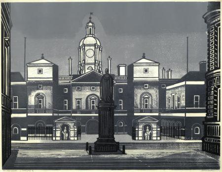 Edward Bawden-Horse Guards-1966