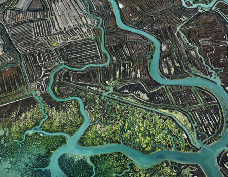 The World From Above - An Interview with Edward Burtynsky