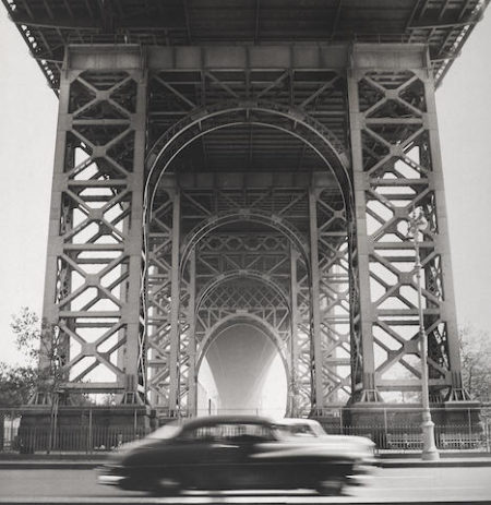 Edward Pfizenmaier-Under the Bridge, N.Y.C.-1958
