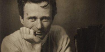 Edward Steichen - Self-Portrait with Studio Camera, 1917 (detail), photography