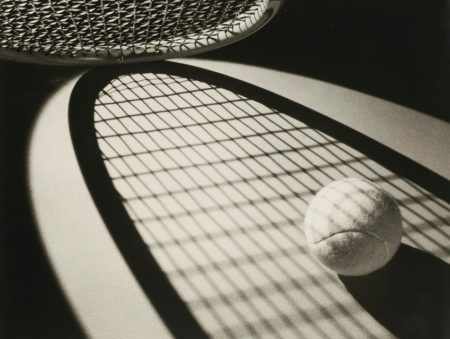 Edward W. Quigley-Tennis Abstraction-1935