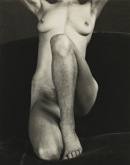 Edward Weston-Nude (Sonya)-1933