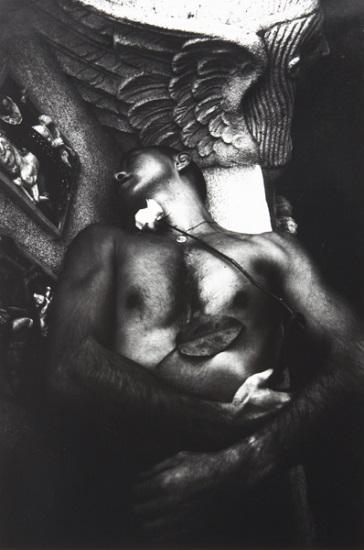 Eikoh Hosoe-Barakei #38, Ordeal by Roses-1961