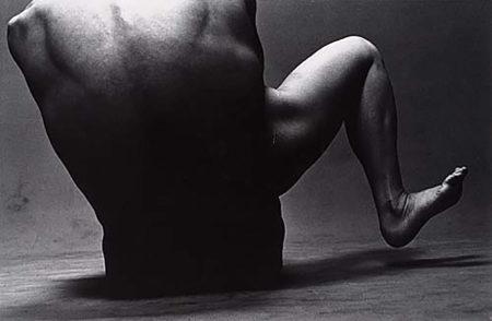 Eikoh Hosoe-Leg and Torso-1965