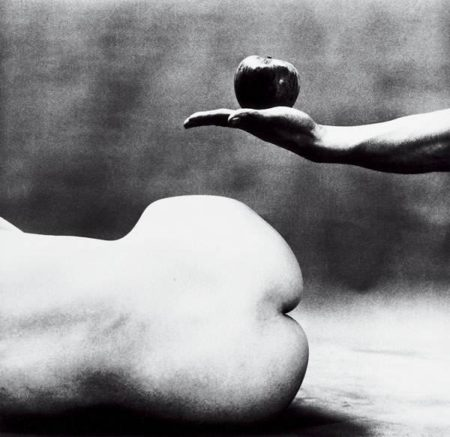 Eikoh Hosoe-Man and Woman #16-1960