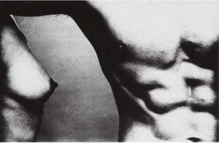 Eikoh Hosoe-Man and Woman-1961
