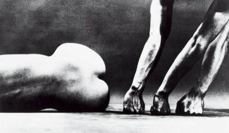 Eikoh Hosoe-Man and Woman # 24-1960