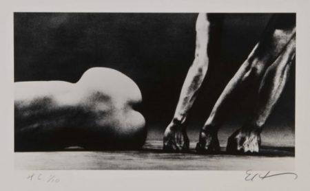 Eikoh Hosoe-Man and woman 24/Shadow and love, Yosemite-