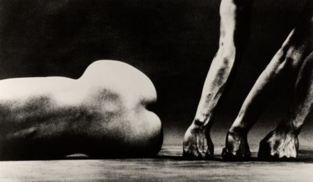 Eikoh Hosoe-Man & woman # 24-1960