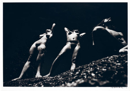 Eikoh Hosoe-Naked School no 7434-10A, Yosemite, CA-1974