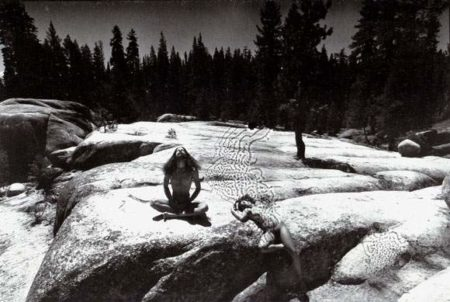 Eikoh Hosoe-Sexual Live and Shadow-1981