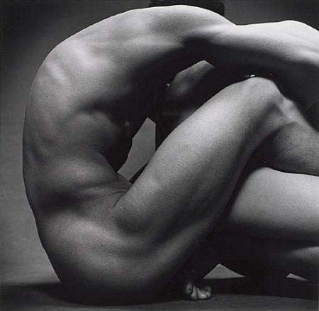 Eikoh Hosoe-Study of Male Nudes-1975