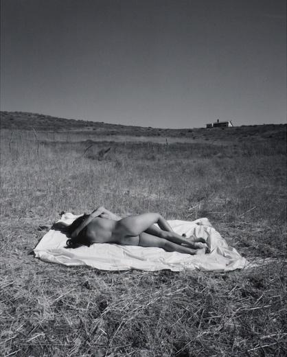 Eikoh Hosoe-Untitled (Nudes), Sideways-2001