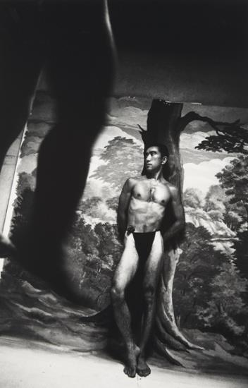Eikoh Hosoe-Untitled (from Ordeal by Roses)-1963