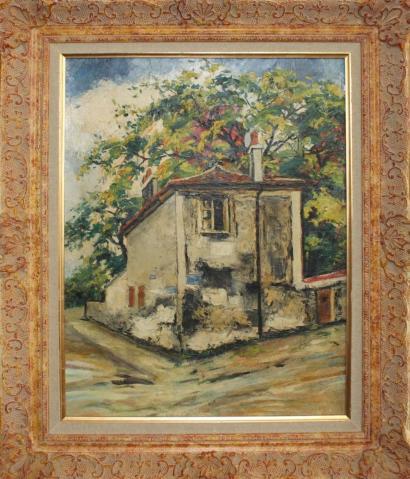 Elisee Maclet-La maison de Hector Berlioz-