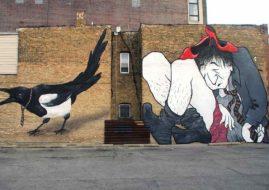 street art murals mural wall new city paint graffiti sign