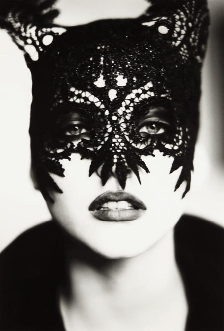 Ellen von Unwerth-Mask, Paris (Nadja Auermann)-1991