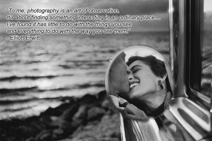20 inspirational quotes about photography by great artists