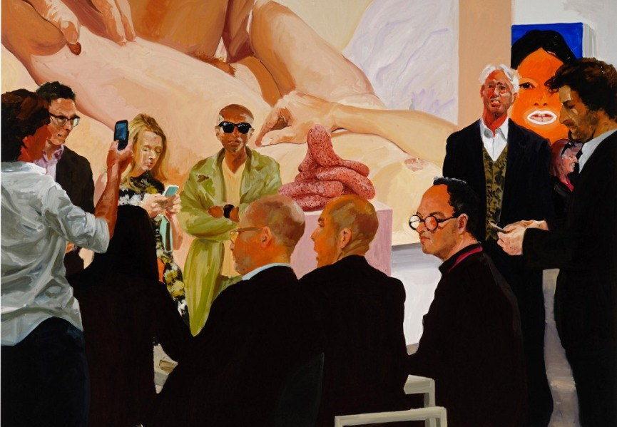 Art Fair Paintings