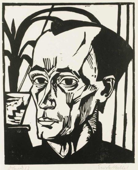 Bildnis E.H.-1917