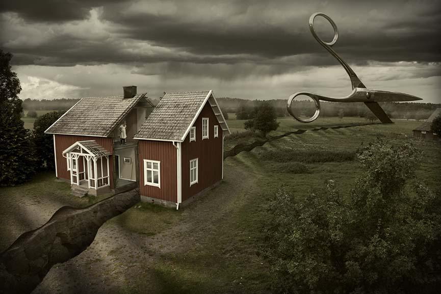 Erik Johansson - Deep Cuts, 2009
