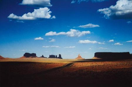 Ernst Haas-Navajo Nation, Arizona, USA-1970