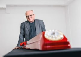 A Collector and a Gallerist with 45 Years of Experience - Interview with Ernst Hilger