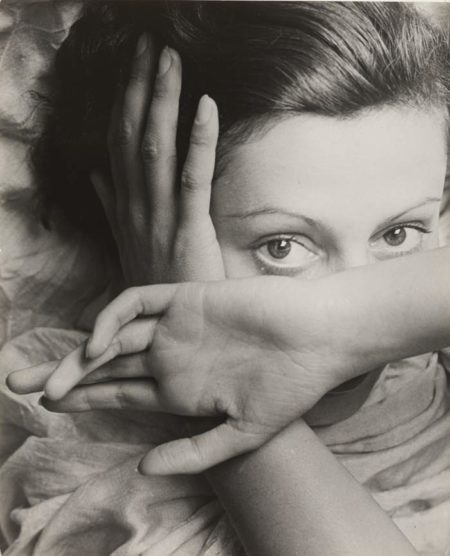 Erwin Blumenfeld-Young Eyes-1937