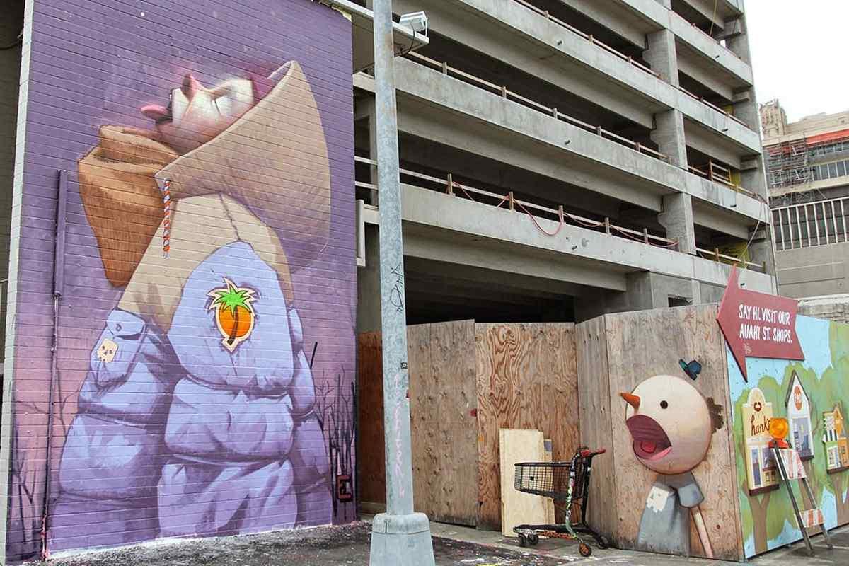 10 murals from pow wow hawaii 2015 widewalls hawaii 2015 10 murals from pow wow