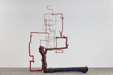 Evan Holloway Sculptures On View at David Kordansky Gallery