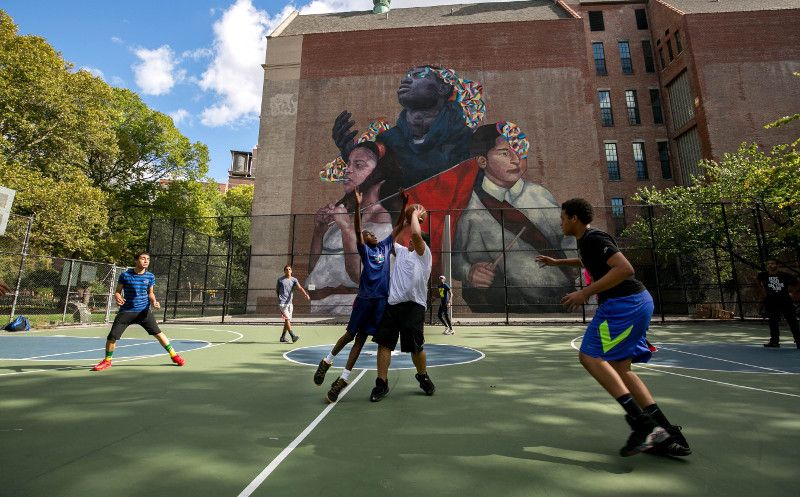 Ever - The second conquest - East Harlem, New York City, 2015 - photo by William Alatriste - 1