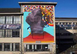 Eversiempre - Homage to the Past and Future, Oostende, Belgium, 2016 via Eversiempre Fb