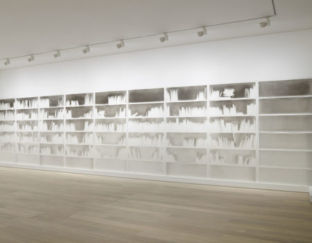 Claudio Parmiggiani's Cyclical Creative Destruction at Simon Lee Gallery
