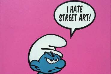 Street Artists Gather at Pretty Portal Dusseldorf for Stencils Only Exhibition