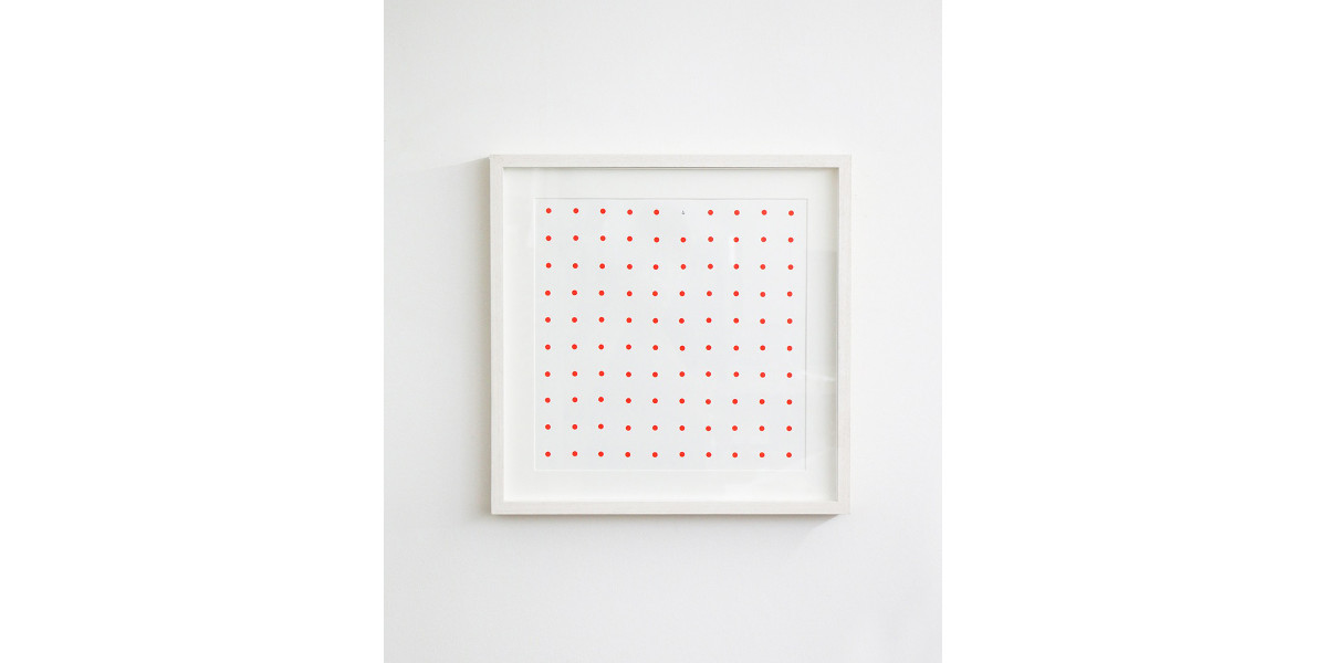 Fabian Gatermann - 99 Dots #1, 2013