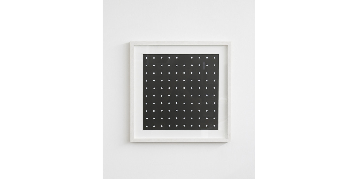 Fabian Gatermann - 99 Dots #2, 2013
